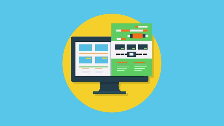 Beginners Guide to Web Design & Wireframes Udemy course