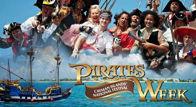 Cayman Islands National Festival Pirate Week