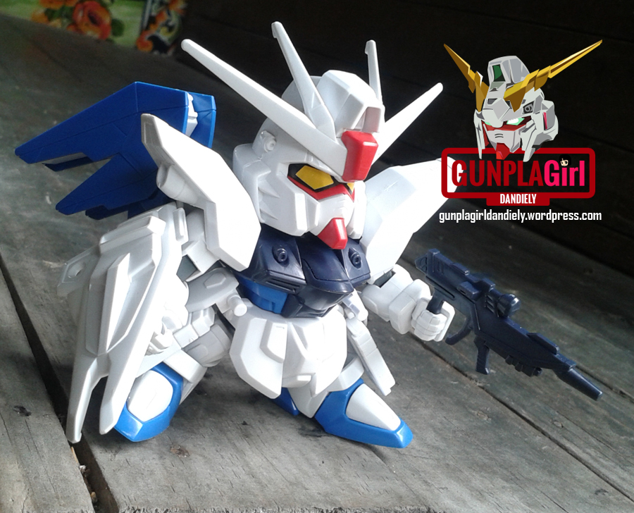 SD Freedom Gundam [Straight Build]