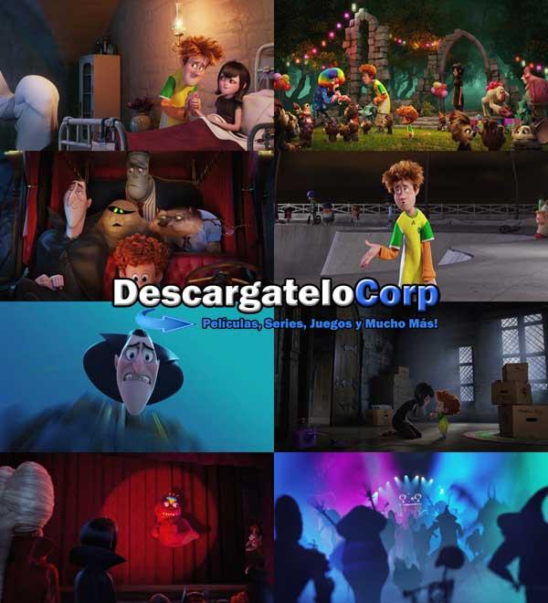 Hotel Transilvania 2 DVDRip Latino