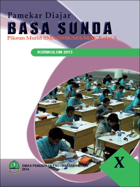 Blog Ilmu Matematika: Buku Bahasa Sunda Kelas 10 Kurikulum ...