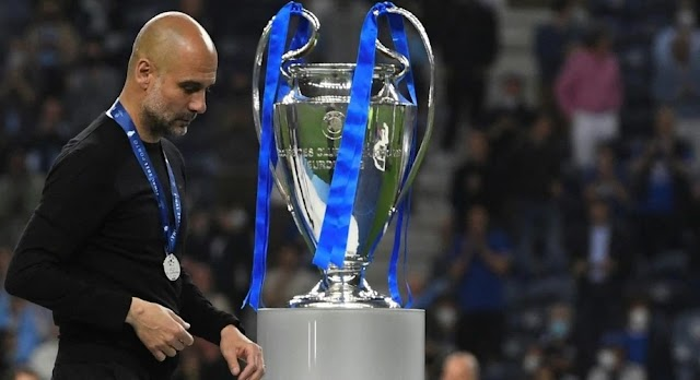 Champions League final pain a 'motor' for Man City, says Guardiola