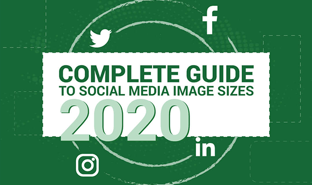 Social Media Image Sizes – Cheat Sheet 2020 Complete