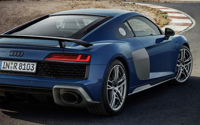 Novo Audi R8 2021 chega ao Brasil - preço R$ 1.234.990