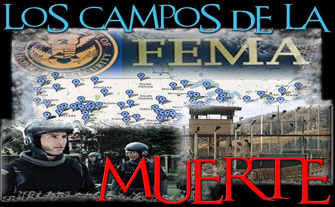 Resultado de imagen para campos fema eeuu