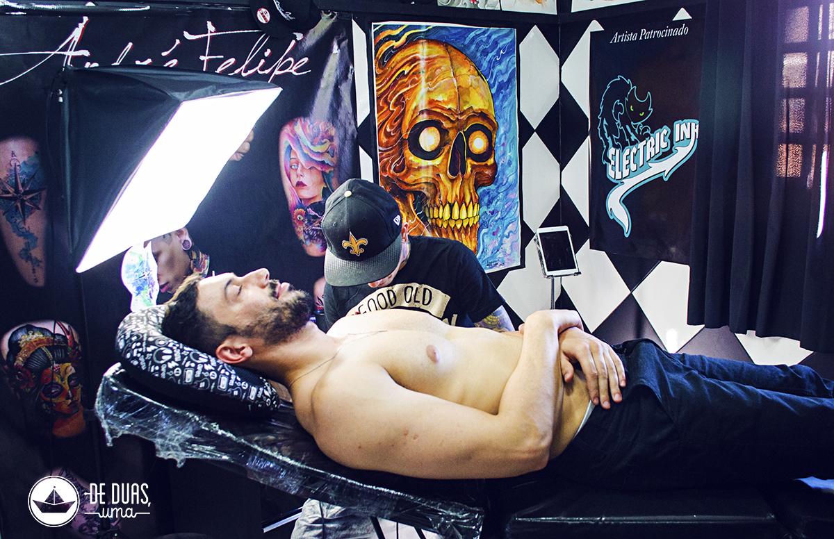 tatuagem aquarela em Belo Horizonte deduasuma