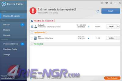 Driver Talent Pro 6.5.51.154 Full Version