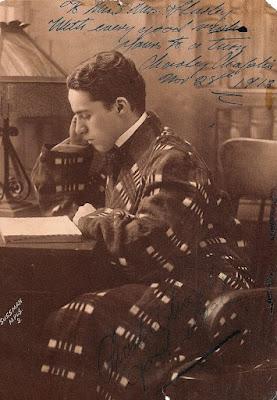 Чарли Чаплин на пороге славы (1911-1913 гг.)