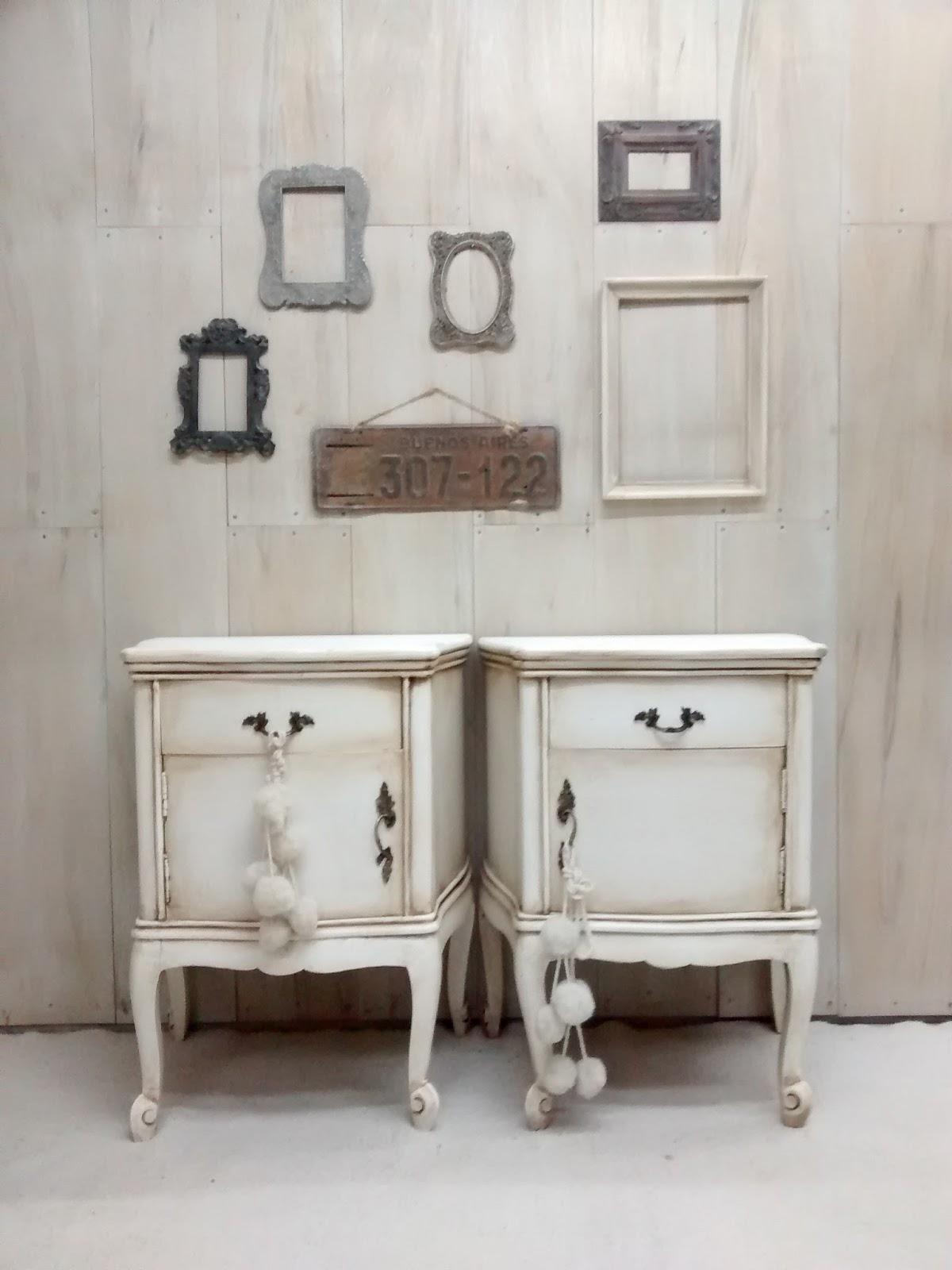 La llave deco muebles en venta for Muebles romanticos blancos