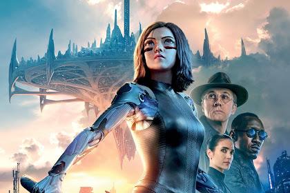 Alita: Battle Angel (2019) Sinopsis, Informasi