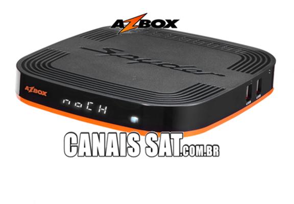 Azbox Spyder ACM Nova Atualização V1.016 - 18/07/2020