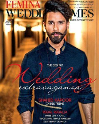 Shahid Kapoor Photos: 2018 All Magazine Covers