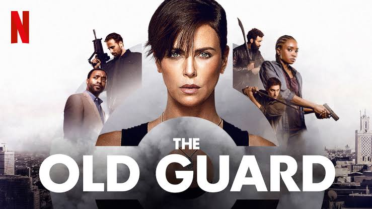 The Old Guard (2020) WEBDL Subtitle Indonesia