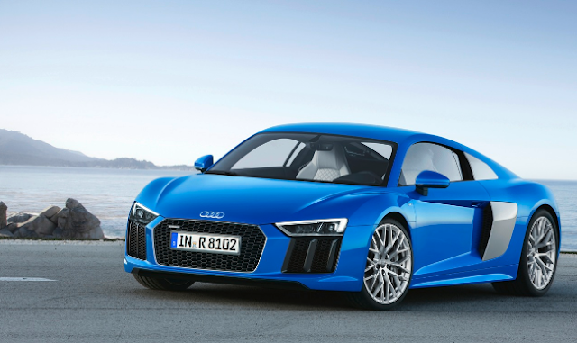 2016 Audi R8 V10 Plus Euro-Spec Review