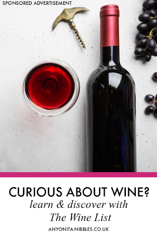 Learn and discover about wine with a box from The Wine List