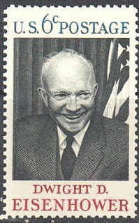 6c Dwight Eisenhower