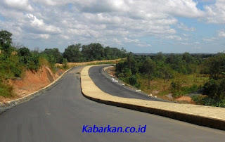 Jalan Tol Batulicin Banjarbaru