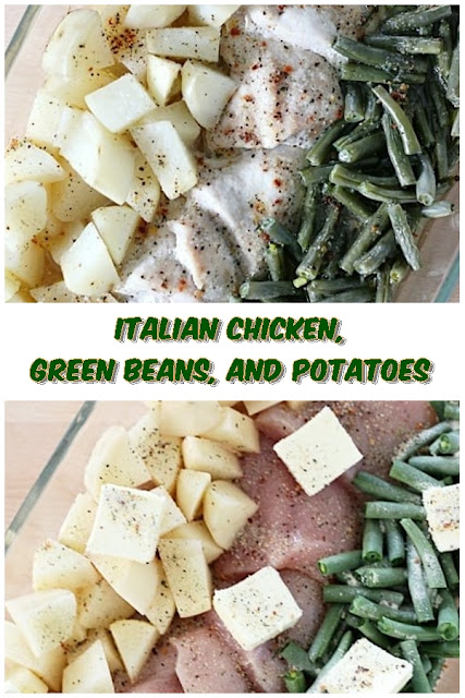 #Italian #Chicken #Green #Beans #and #Potatoes #crockpotrecipes #chickenbreastrecipes #easychickenrecipes #souprecipes