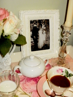 Special moments and tea