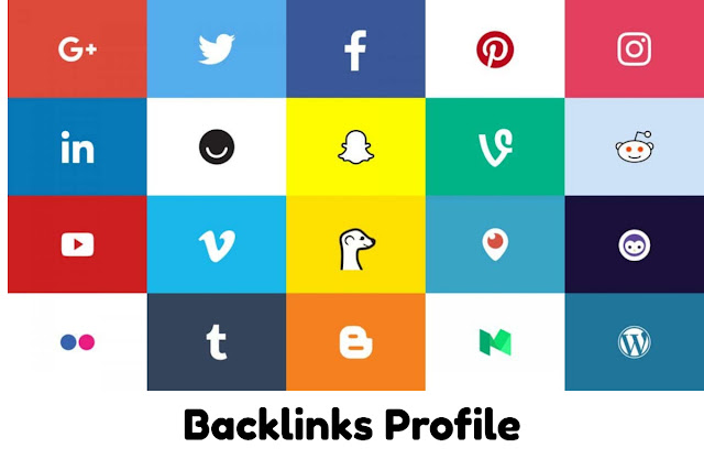 backlinks profile