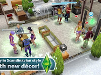 Download Game Android The Sims™ FreePlay v5.7.2 Unlimited Money APK + DATA