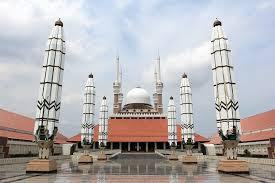 masjid agung tempat wisata semarang