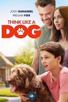 Think Like A Dog 2020 DVD R1 NTSC Sub