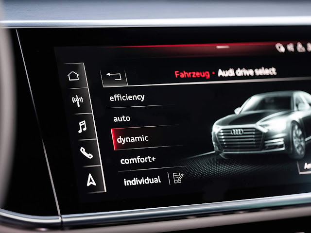 Novo Audi S8 2020