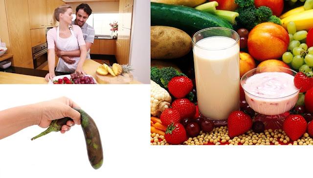 food that boost fertility