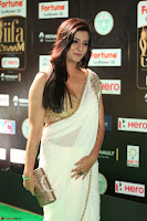 Varalakshmi in Cream Saree Sleeveless Backless Deep Neck Choli at IIFA Utsavam Awards March 2017 042.JPG