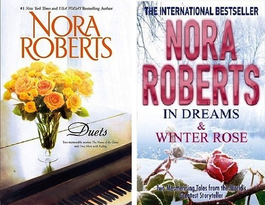 Nora Roberts compilations