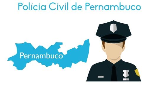 concurso da Polícia Civil do estado de Pernambuco