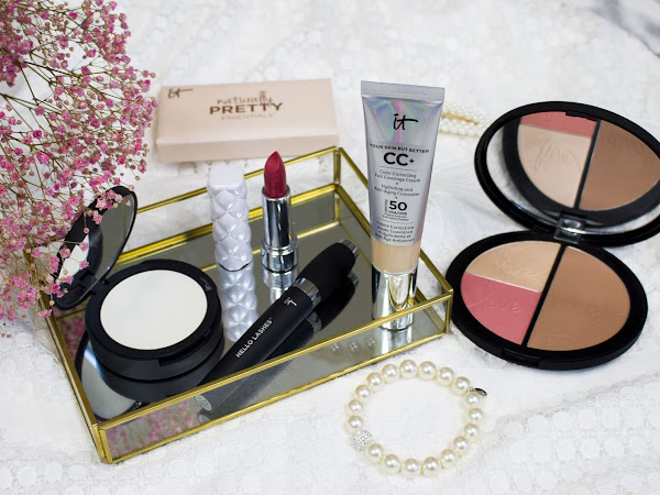 Sommer-Look mit IT Cosmetics