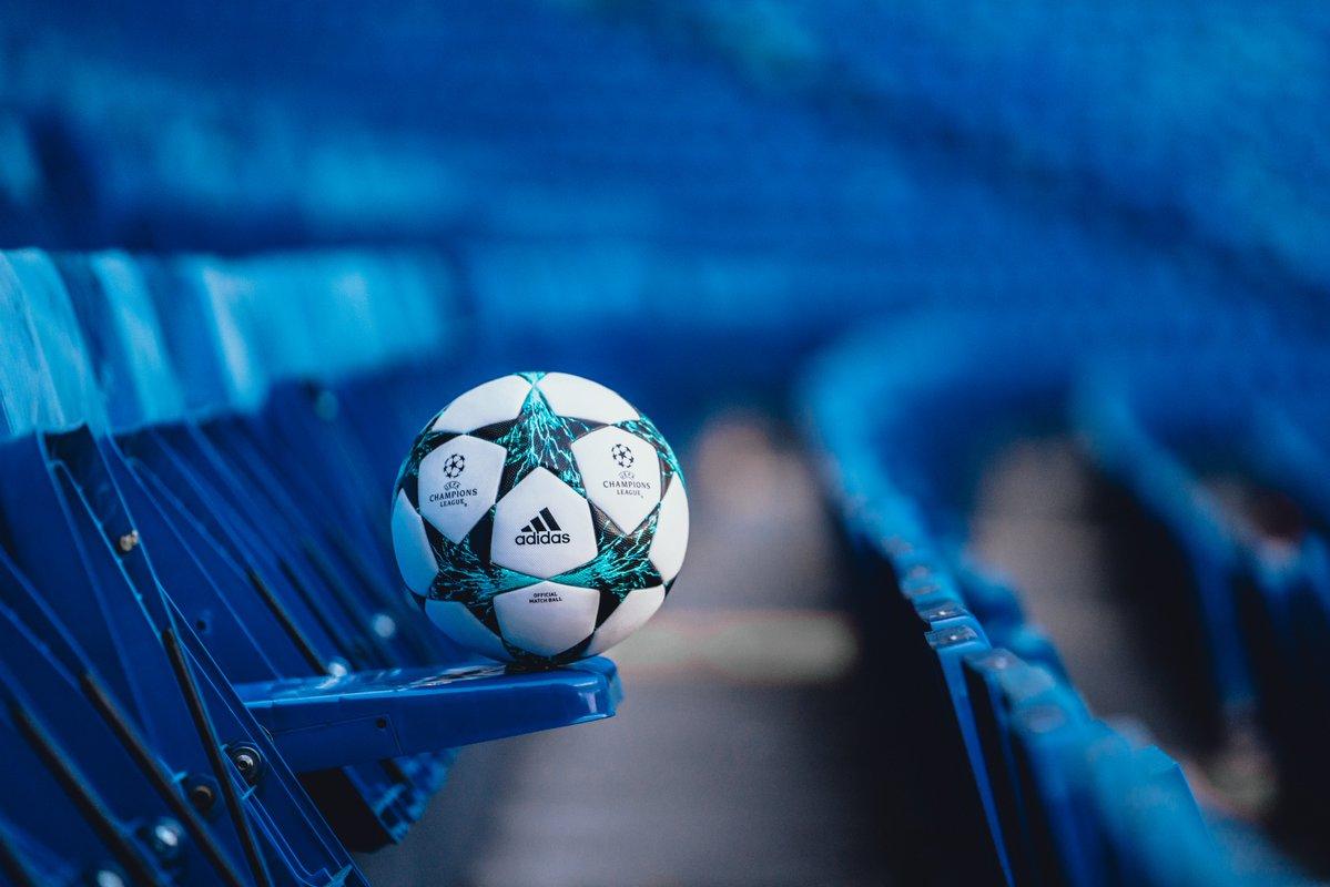 Balón Champions 17 18