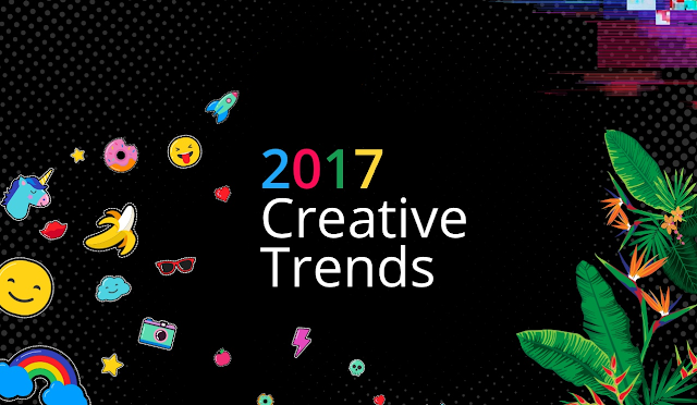 2017: Global Creative Trends in Digital Media (Infographic)