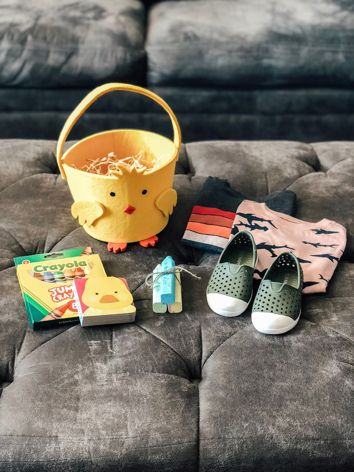 Inexpensive Easter Basket Ideas