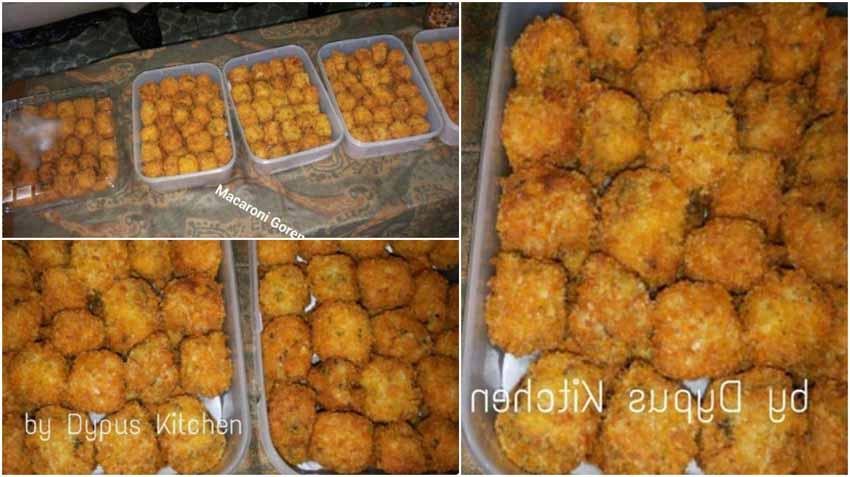 Resep Macaroni Goreng