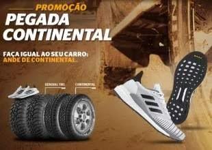 Ganhe Tênis Exclusivo Nova Promoção Continental