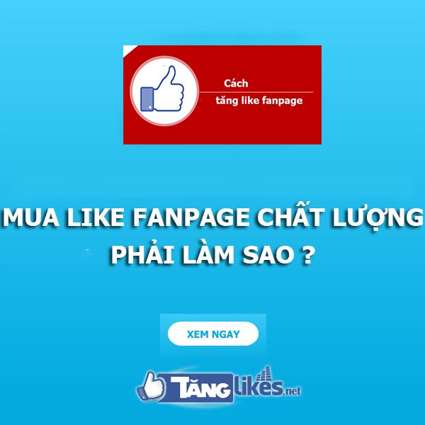 mua like fanpage