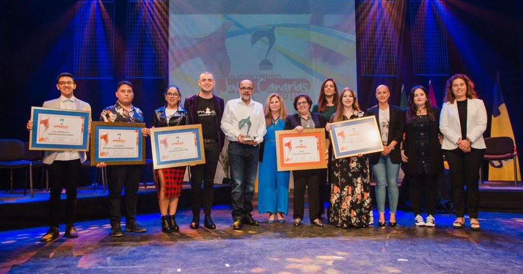 Fuerteventura entrega el Galardón y Premios Joven Canarias 2019