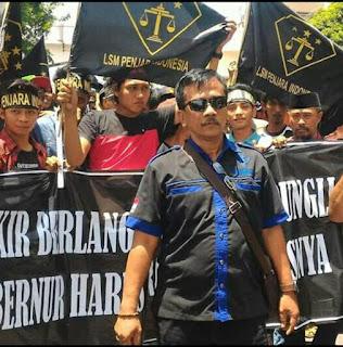 LSM Penjara Indonesia Soroti Balon Kades Diduga Bermasalah.