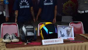 Dua Pelaku Curas Diciduk Polresta Bandung di Baleendah