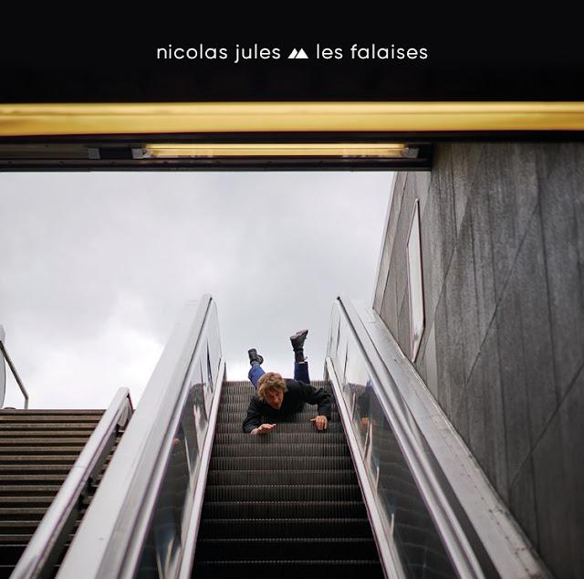 Génie des mots et de la musique, Nicolas Jules présente son 7ème album : Les Falaises