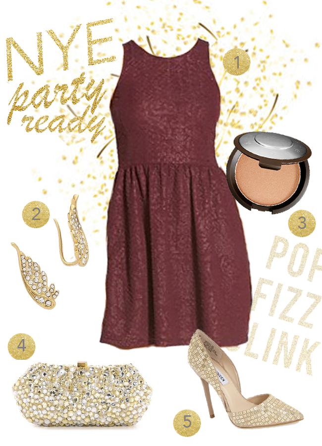 New Year's Eve Party Must-Haves
