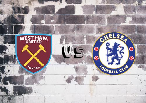 West Ham United vs Chelsea  Resumen y Partido Completo