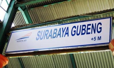 meeting point stasiun gubeng surabaya