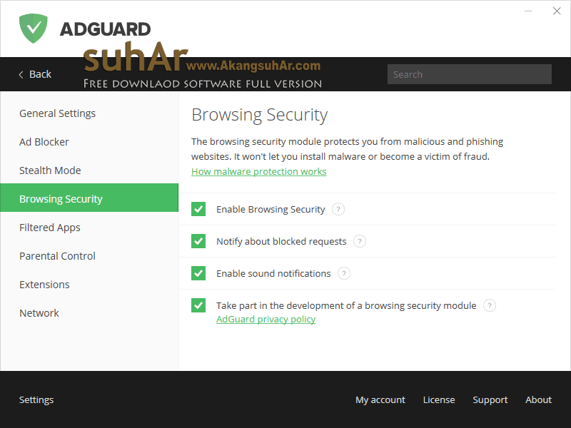 Gratis Download Adguard Premium Full Crack Terbaru, Adguard Premium Full Activation Patch, Adguard Premium License Key