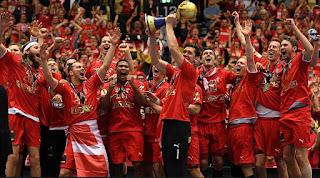 BALONMANO - Mundial masculino 2019 (Alemania / Dinamarca): Dinamarca dejó sin opciones a Noruega en la final y se desquita del oro mundialista para cosechar la triple corona