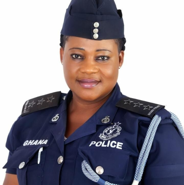 Hajia Police advises the public on how some photocopy machine operators sell out other people photocopy ID to foreigners to acquire sim cards for fraud