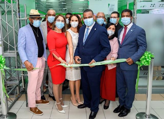 CoopMaimón inaugura nueva y moderna oficina en Santo Domingo Este.